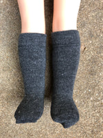 "14"" Wellie Wishers Solid Color Knee Socks"