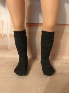 "18"" Journey Girlsl Solid Color Knee Socks"