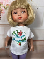 "10"" Patsy Embroidered T-shirt"