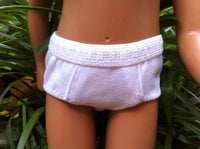 "16"" Gregor white jockey shorts"