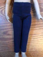 "13"" Effner Little Darling Solid Color Leggings"