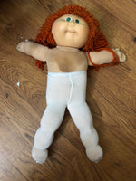 "16"" Cabbage Patch Kid Solid Color Tights"