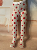 "14"" Mini Maru Print Tights"