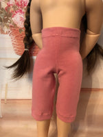 "16"" A Girl for All Time Solid Color Capris"