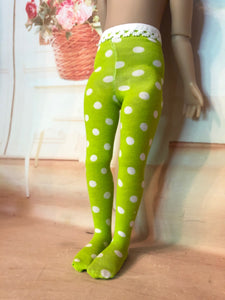 "14.5"" Fashion Friends Print Tights"