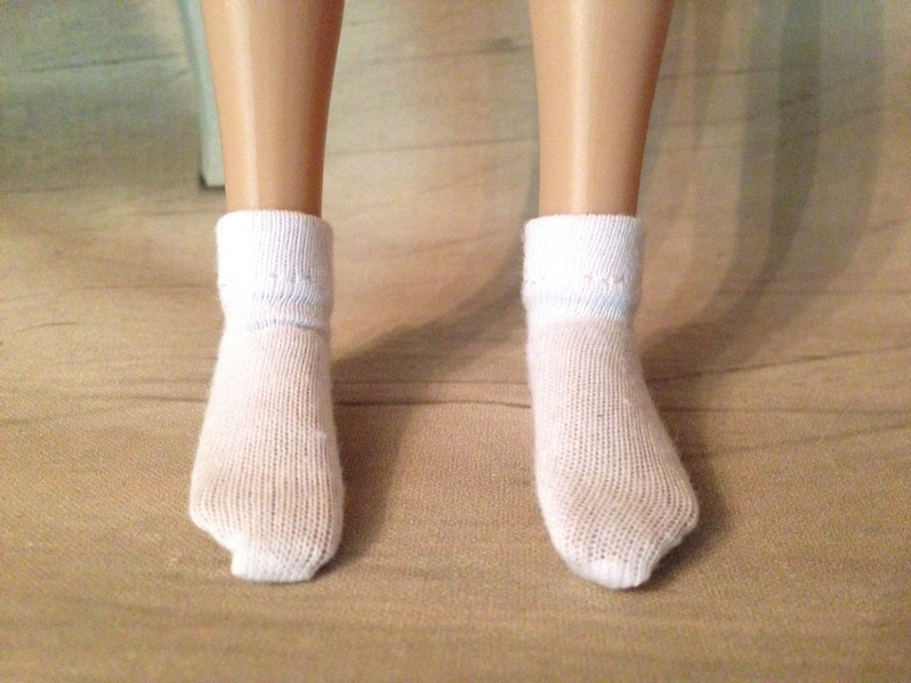 "14"" Patience Solid Ankle Socks"