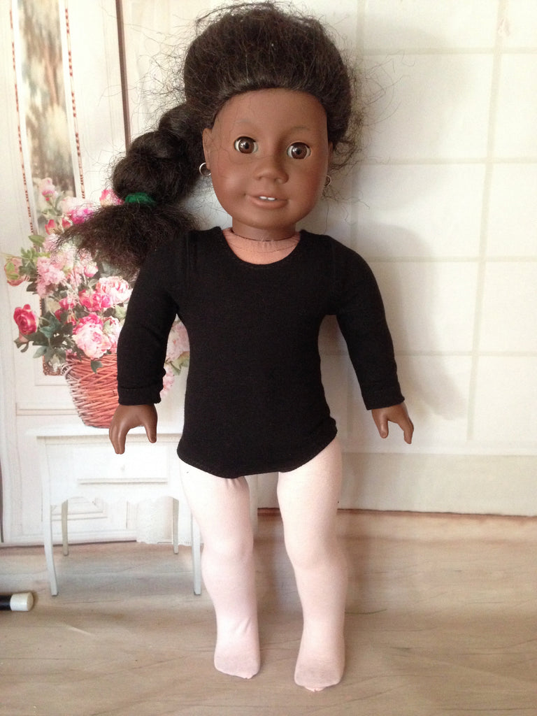 "18"" American Girl Ballet Leotard Only: no tights"