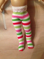 "7"" Riley Christmas Tights"