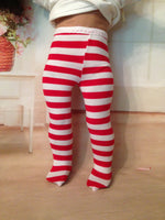 "18"" American Girl Print Tights"