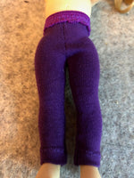 "7"" Riley Solid Color Leggings"