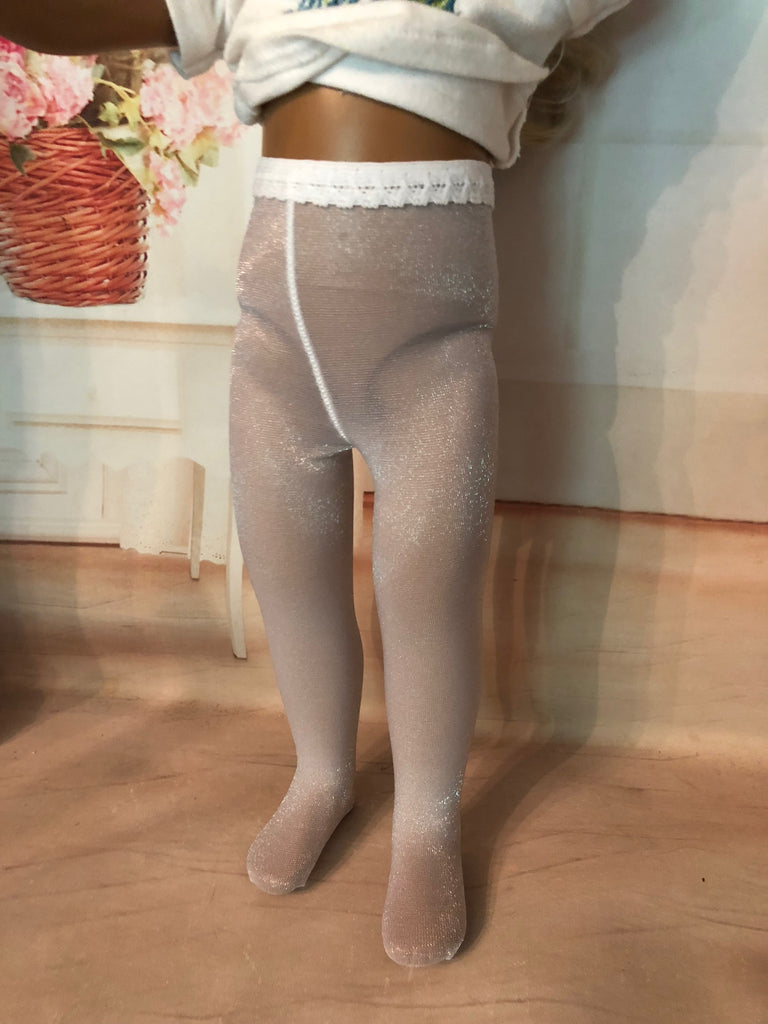"16"" Sasha Sheer Tights / Pantyhose"