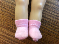 "8"" Ginny/MA Wendy Teeny Tiny Socks"