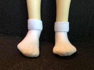 "18"" BJD Solid Color Ankle Socks"