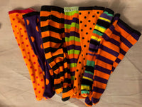 "18"" American Girl Halloween Tights"