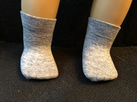 "18"" American Girl Print Ankle Socks"