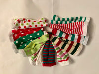 "8"" Ginny or Wendy Christmas Tights"