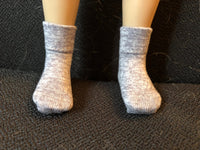 "13"" Effner Little Darling Solid Color Ankle Socks"