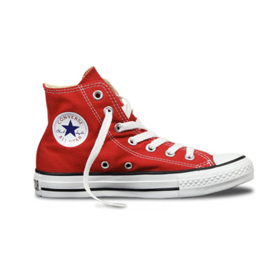 Converse All-Star Hi Top Colour Red