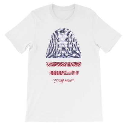 USA DNA Short-Sleeve Unisex T-Shirt