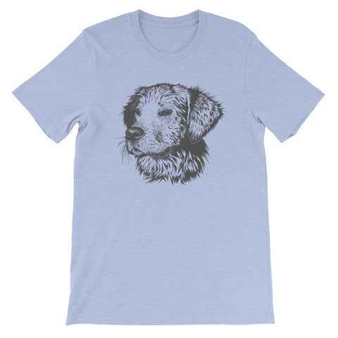 Amazing Dog Short-Sleeve Unisex T-Shirt
