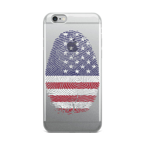 Durable USA DNA iPhone Case