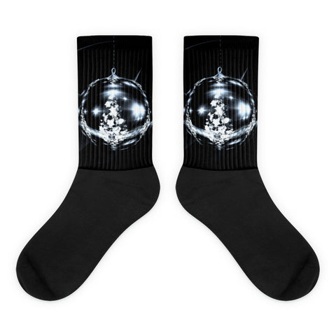 Cystal Ornament Socks