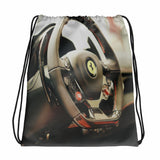 Ferrari Interior Drawstring bag