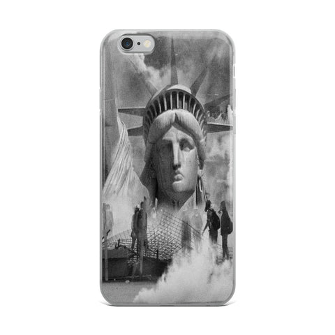 Liberty iPhone Case
