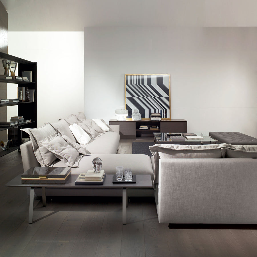 Casadesus Angelo, Modern Sofa Sectional - made in Spain, ambient | Spencer Interiors