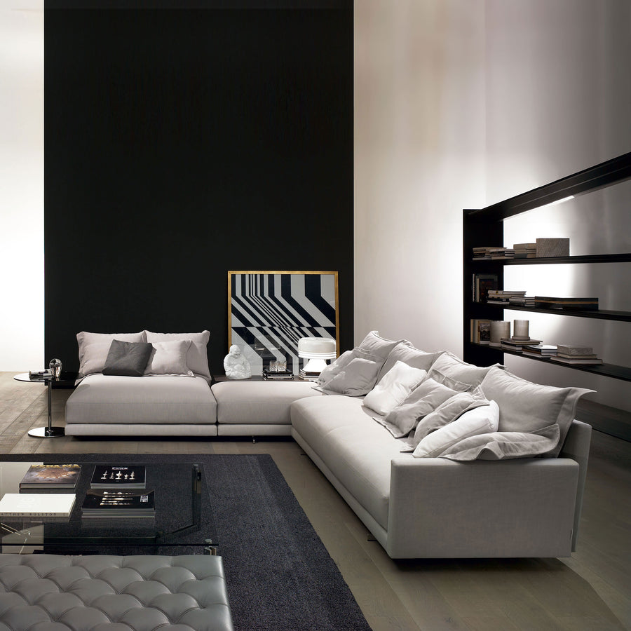 Casadesus Angelo, Modern Sofa Sectional - made in Spain, ambient 2 | Spencer Interiors