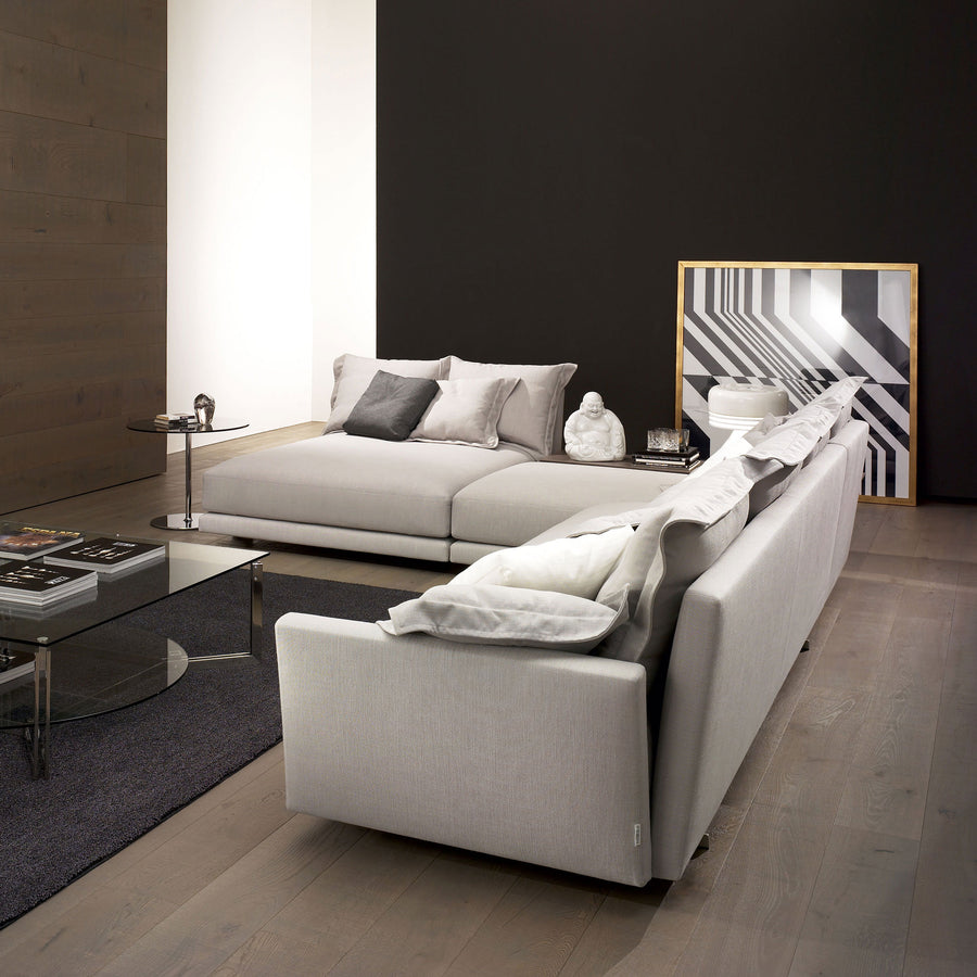 Casadesus Angelo Sectional, Modern Luxury Seating, made in Spain | Spencer Interiors