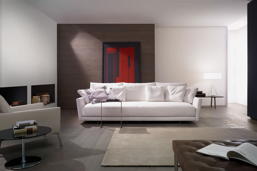 Casadesus Angelo Sofa, Modern Luxury Seating, ambient, made in Spain | Spencer Interiors
