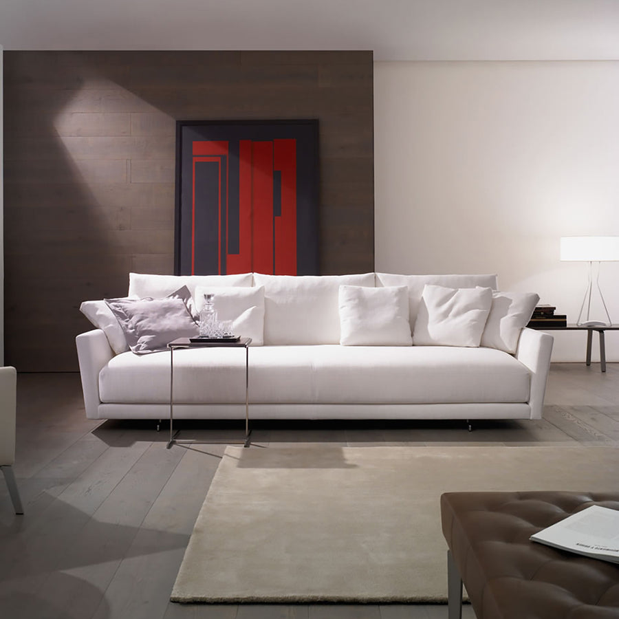 Casadesus Angelo Sofa, Modern Luxury Seating, made in Spain | Spencer Interiors