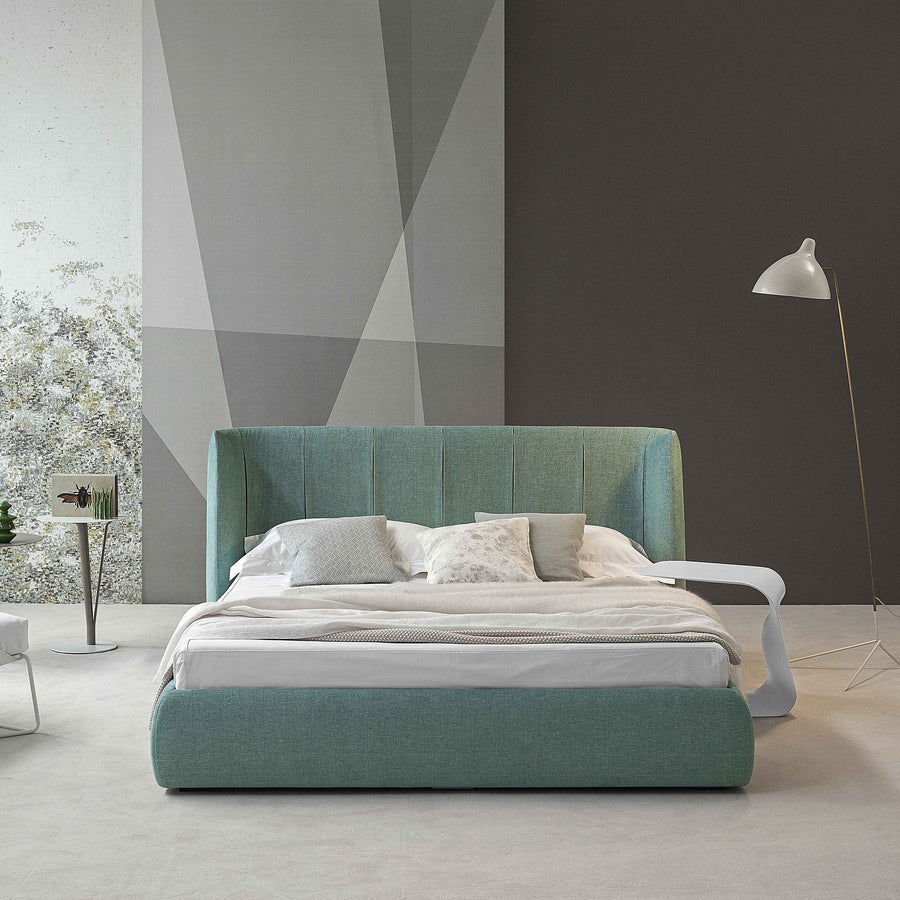 Bonaldo Basket-Plus Bed -front - made in Italy