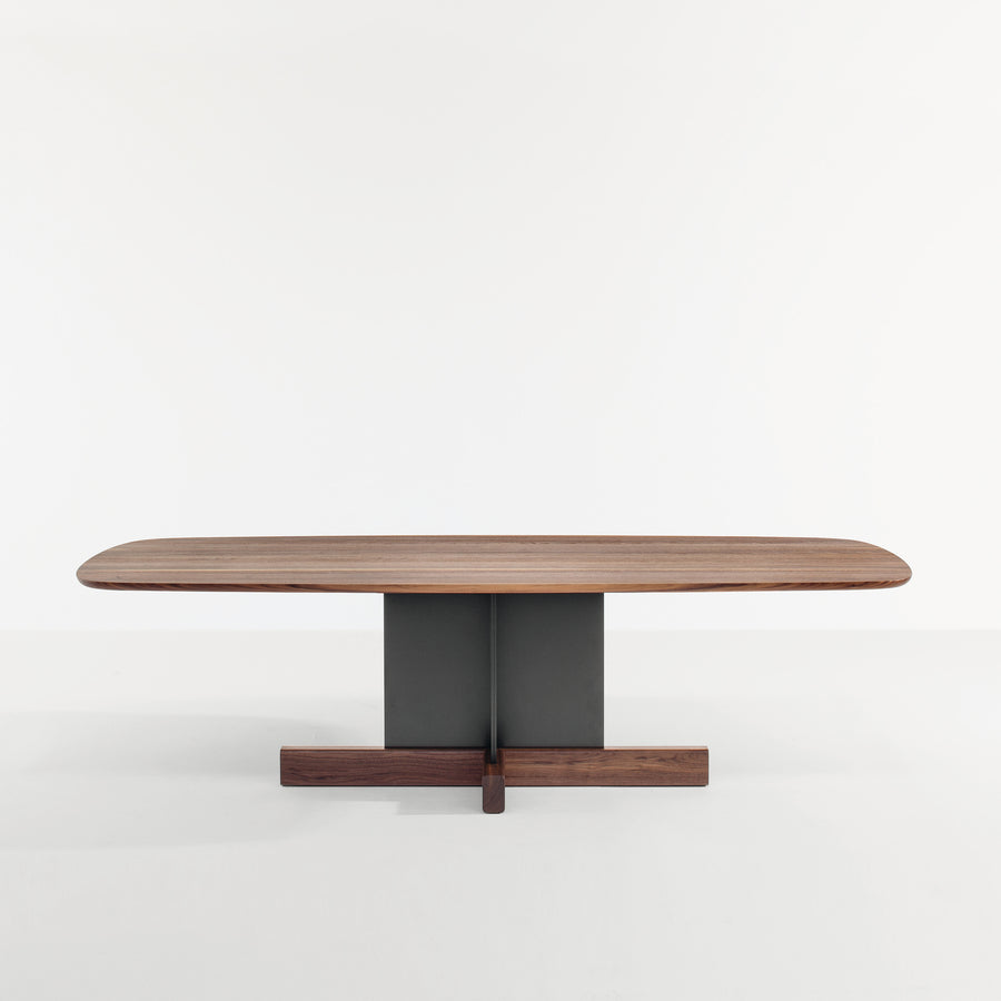 Cross Table, Solid Wood