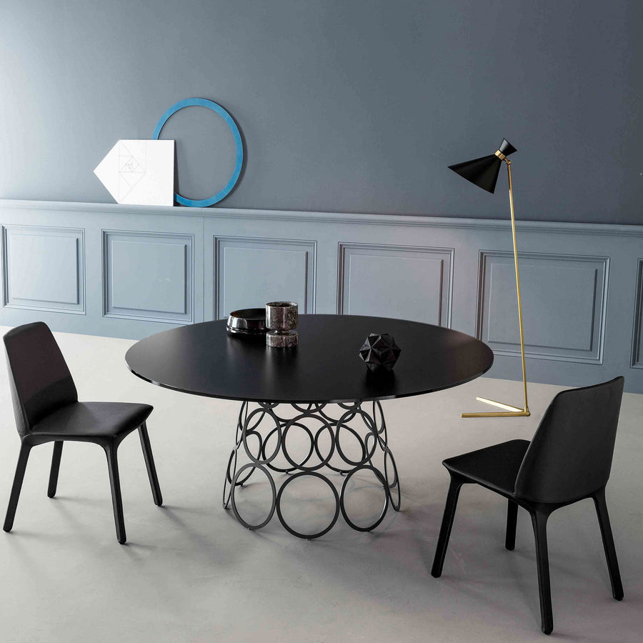 Hula Hoop Round Table