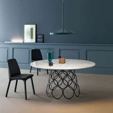 Bonaldo Hula Hoop Round Table