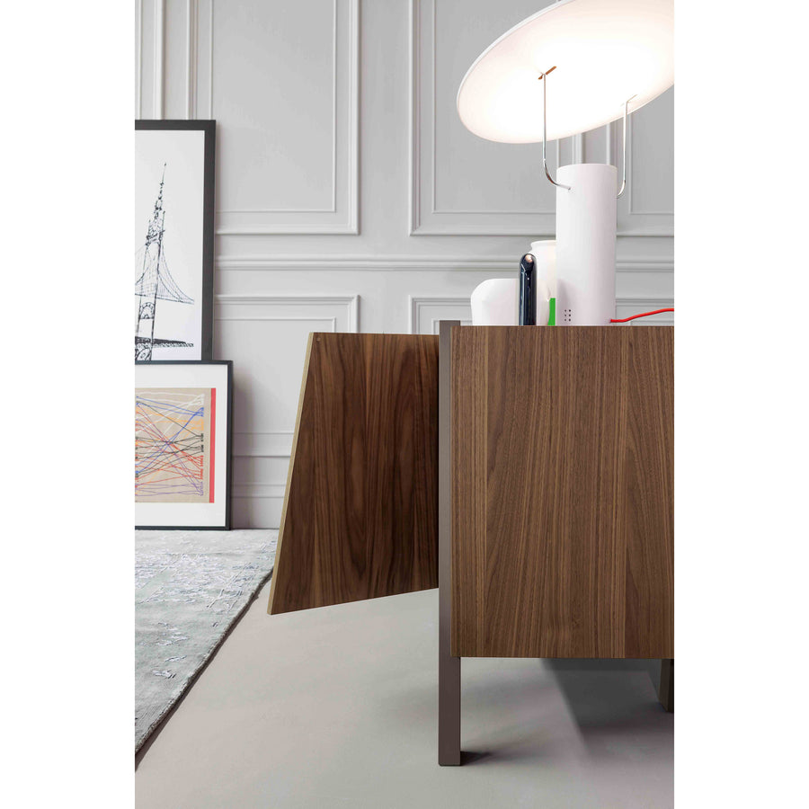 Bonaldo Note Sideboard, doors