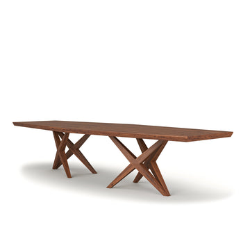 Belfakto Vitox Table in Solid Wood