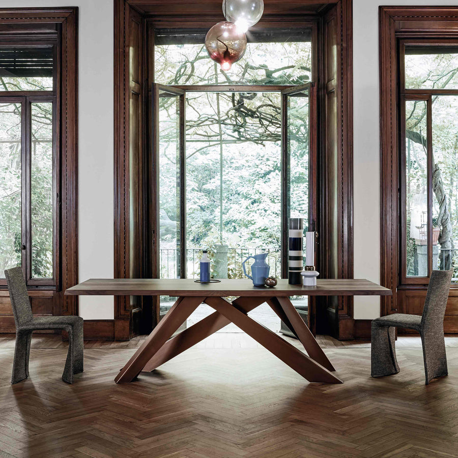 Bonaldo Big Table, ambient 2, made in Italy