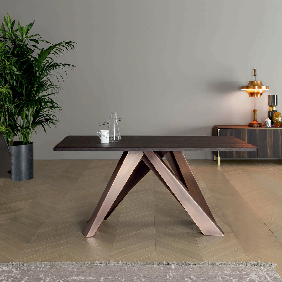 Bonaldo Big Table, ambient, made in Italy