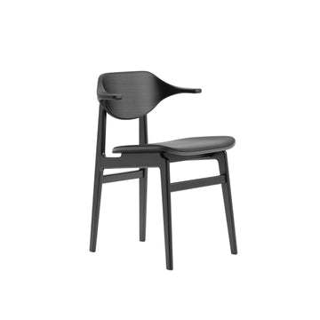 Norr11 Denmark, Buffalo Chair, Black Oak | Spencer Interiors
