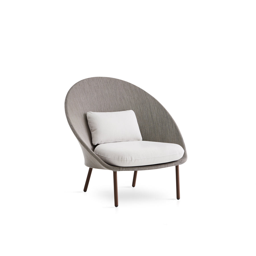 Twins Low Armchair