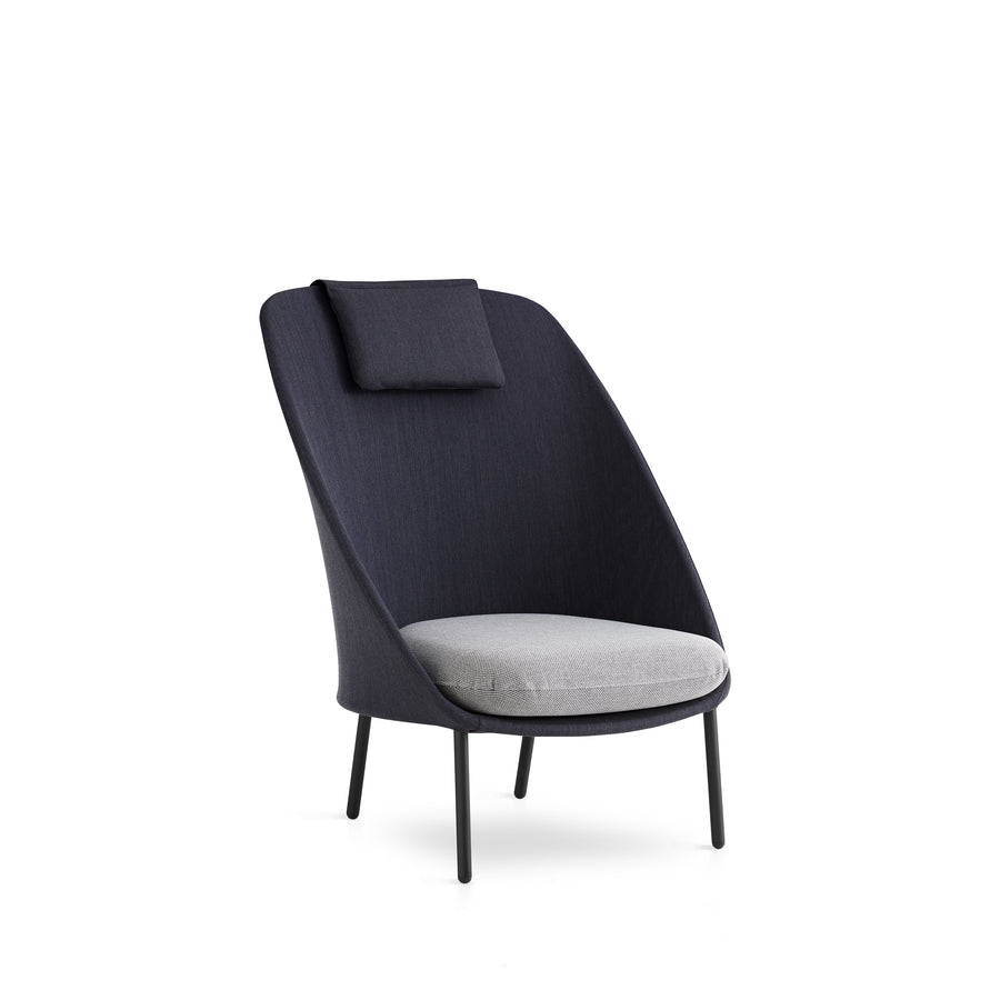 Expormim Twins High Armchair