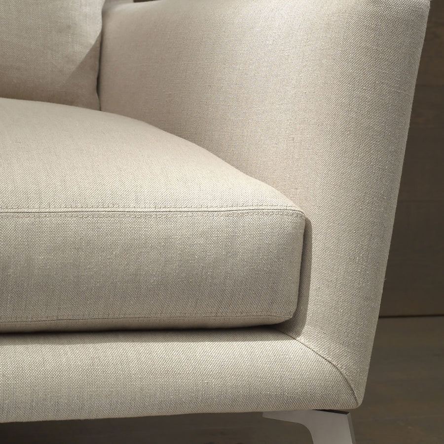 Casadesus Ava Armchair detail - made in Spain