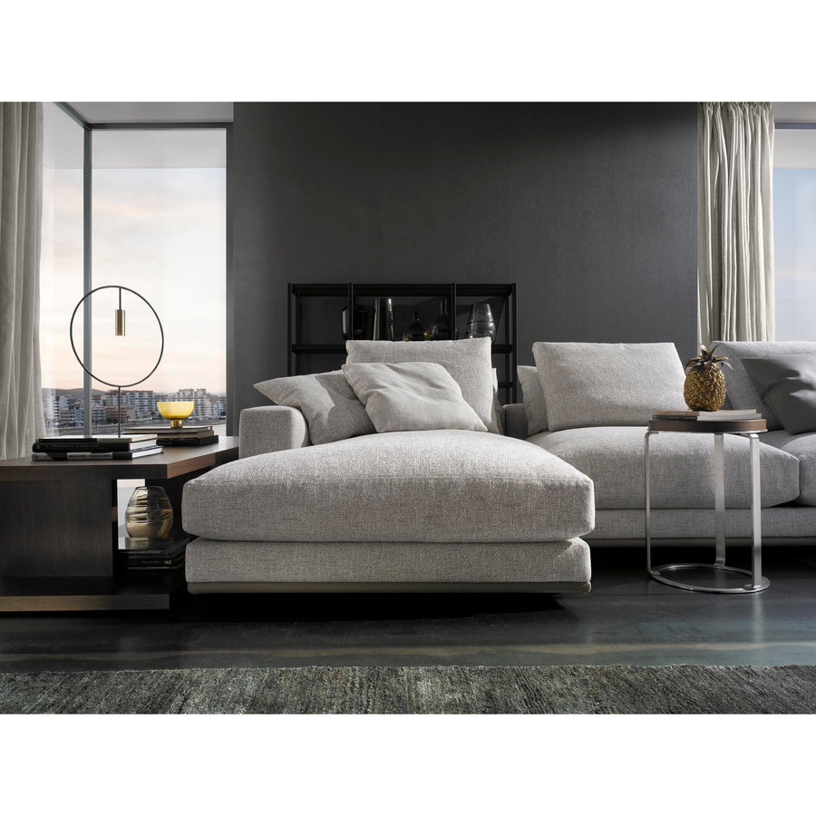 Casadesus Mauro, Modern Sectional Sofa, ambient 5 - made in Spain - Spencer Interiors