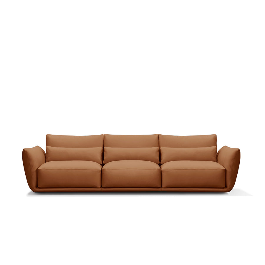 Cierre Clift Sofa in Leather - made in Italy