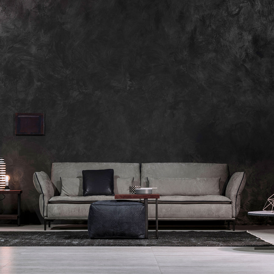 Cierre Simply Sofa in Leather 3 - made in Italy