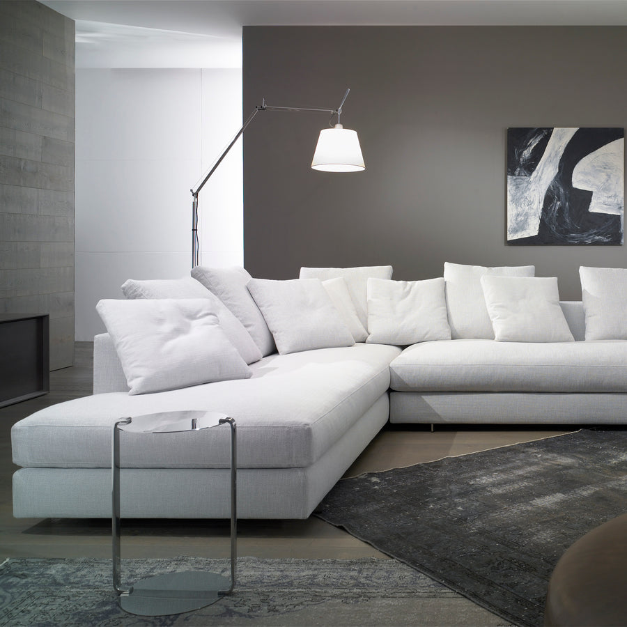 Casadesus Alex Sofa Sectional, a Modern Classic, made in Spain, detail | Spencer Interiors