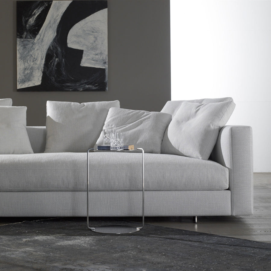 Casadesus Alex Sofa - Classic Modern, Made in Spain, seat deck detail | Spencer Interiors